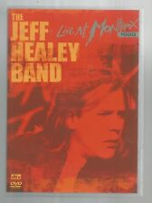 THE JEFF HEALEY BAND - LIVE AT MONTREUX 1999 - UK DVD - (107 mins)