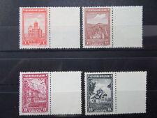 Echte Echtheitsgarantie Briefmarken aus der deutschen Besetzung im 2.Weltkrieg
