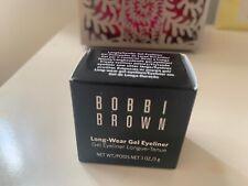 Bobbi Brown BLACK INK #1  Long Wear Gel Eyeliner (0.10 oz./Full Size)