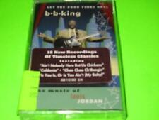 NEW FACTORY SEALED B.B.KING LET THE GOOD TIMES ROLL~ CASSETTE TAPE