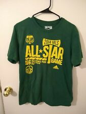 Portland Timbers 2014 MLS All-Star Game Men's Green Shirt M Medium Adidas