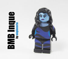 LEGO Custom - Inque - DC Super heroes mini figure Batman Beyond
