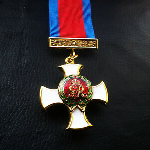 WW1 Distinguished Service Order Military Medal DSO Decoration British Repro