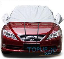 Aluminum Car Auto Snow Cover Sun shade Blind Windshield Front Window Visor Ice