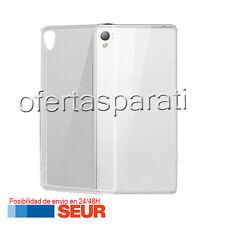 Funda Silicona Gel Carcasa TPU para Sony Xperia Z5 / Z5 Dual Transparente Liso