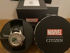 Citizen Eco-Drive Marvel Heroes The Incredible Hulk Men's 45mm Watch AW1431-24W
