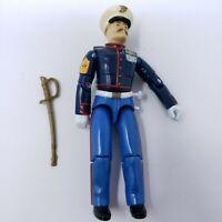 1987 Gung-Ho v2 Marine Dress Blues GI Joe Hasbro Action Figure Near Complete