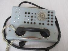 DDR Telefon,Telefonanlage, aus Fernmeldeanlage, grau, gebraucht