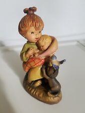 """Anri Ferrandiz Little Mother 6"""" wood carving"""