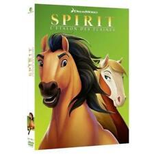 """DVD """"Spirit, l'étalon des plaines""""  NEUF SOUS BLISTER"""