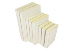 Papuro Milano Refillable Leather Journal REFILLS - 3 Sizes and 3 Paper Types