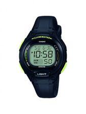 Casio Kinderuhr Damenuhr Uhr Schwarz Digital Alarm LW-203-1BVEF