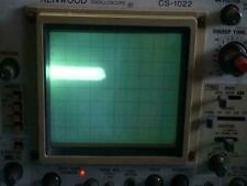 Kenwood Cs 1022 Cs1022 20mhz Oscilloscope