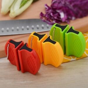 Portable Mini kitchen Knife Sharpener Kitchen Tools Accessories Creative