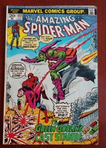 Amazing Spider-Man 122 - Death of Green Goblin!  Extremely Nice!! 🔑💎🔑