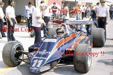 Mario Andretti Team Essex Lotus 81 San Marino Grand Prix 1980 Photograph
