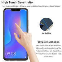 1-3Pcs 9H Screen Protector Tempered Glass For Huawei Mate20 Pro P20 Lite Films