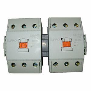 4PRO CEM-65 Contactor Set, 3P 65A 120/208V 50-60Hz