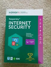 Kaspersky Internet Security 2018, 1 Year, 1 PC, USA SELLER, EMAIL DELIVERY