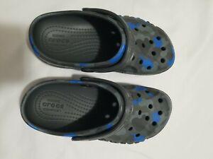 Crocs Kids' Baya Graphic Clog Size C13