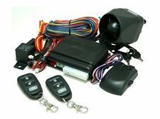 NEW Mongoose M33 Car Alarm With 2 Remotes