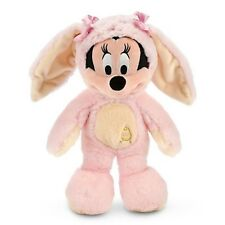 "MINNIE EASTER BUNNY PLUSH NWT ""GENUINE ORIGINAL AUTHENTIC DISNEY STORE"" PATCH"