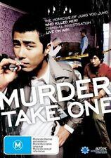 Murder Take One (DVD, 2008)