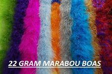 "MARABOU FEATHER BOA - BEIGE 2 Yards; Dress/Bridal/Art/Costume 72"""