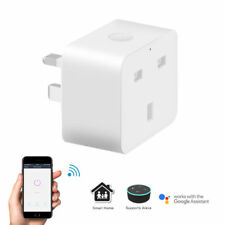 Wifi Smart UK Plug Socket Switch Timer APP Remote For Alexa Google Home hot #1