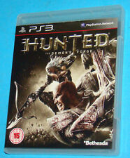 Hunted - Demon's Forge - Sony Playstation 3 PS3 - PAL
