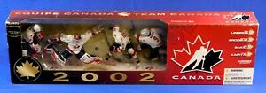 MCFARLANE HOCKEY 2002 TEAM CANADA 4-FIGURE SET SEALED