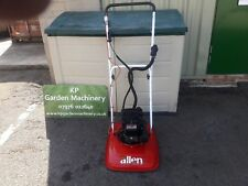 "Petrol Flymo 2 Stroke Allen 216 Hover Mower 16"" Blade Lawnmower WITH WARRANTY"