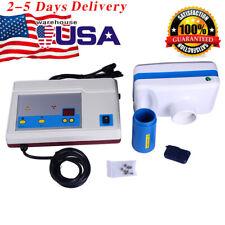 Ups Blx 5 Dental X Ray System Machine Mobile Digital Film Imaging Unit Low Dose