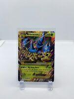 Pokemon Secret Rare Holo M Heracross EX 112/111 XY Furious Fists LP