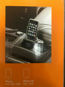 Jensen JC100 Bluetooth Hands Free Cup Holder Music Player-Select For iPhone/iPod