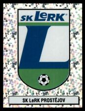 Panini Cesky (Czech) Fotbal 1997 - Logo Tymu SK LeRK Prostejov No. 354