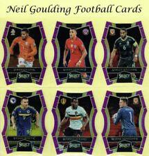 Cut Football Trading Cards