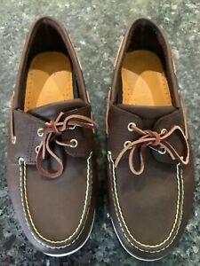 Timberland boat shoes size 11 1/2 UK (46 EU)