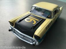 Carrera Digital 132 30723 CHEVROLET BEL AIR'57 race III carrosse + CHASSIS photos!!!