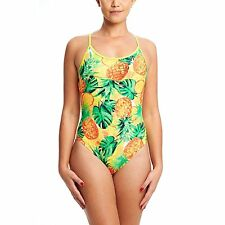 ZOGGS Women Pina Colada Starback Swimsuit   Multi