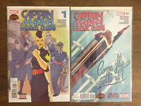 Captain Marvel Carol Corps (2015) #1 2 x2 Issues Marvel Comics Secret Wars