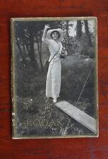 KODAK PATHE 1916 CATALOG IN FRENCH/cks/206407