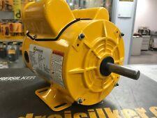 Chicken House Fan Motor 3/4 HP 1725 RPM 115/230 Volt  56 Frame