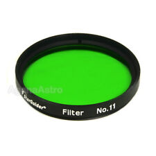 "Agena 2"" Color / Planetary Filter for Telescope - #11 Yellow / Green"