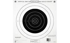 Champion Official Nra Single Bullseye Paper Targets 100 Yards 12/Pack 40762