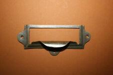 Namenschild für Apothekerschrank mit Griff S59-0107