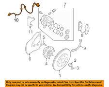 NISSAN OEM 05-15 Frontier ABS Anti-lock Brakes-Front Speed Sensor 47910EA025
