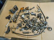 Yamaha XS650 XS 650 650D 1977 77 misc parts lot bolts screws motor mounts