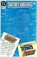 Secret Origins (1986) #46 NM-