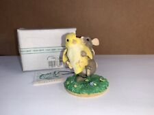 """Charming Tails """"Can I Keep Him"""" Dean Griff Silvestri 1994 Signed!"""